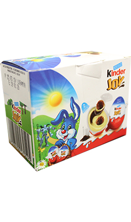 Kinder Joy (2 oeufs)